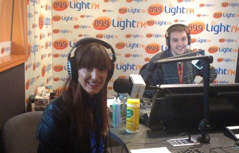 Radio Interview 89.9FM