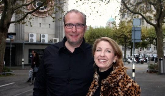Birgit and Alexander