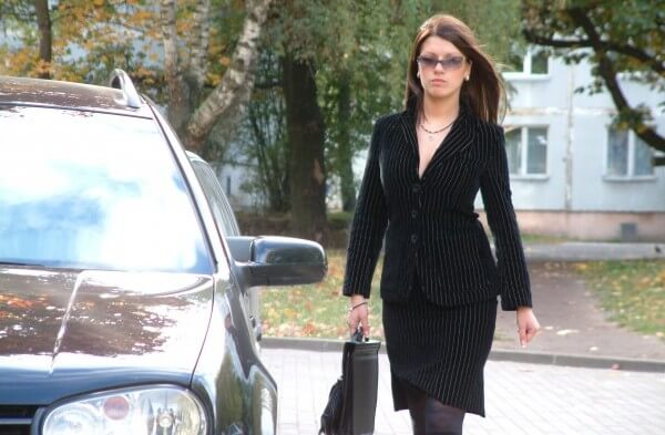 Car Parking like a man